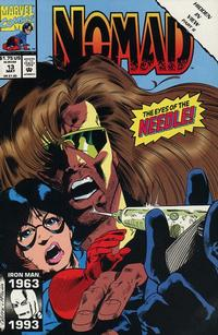 Cover Thumbnail for Nomad (Marvel, 1992 series) #13