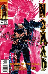 Cover Thumbnail for Nomad (Marvel, 1992 series) #23
