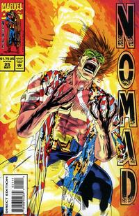 Cover Thumbnail for Nomad (Marvel, 1992 series) #25