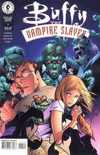 Cover Thumbnail for Buffy the Vampire Slayer (Dark Horse, 1998 series) #11