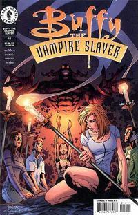 Cover Thumbnail for Buffy the Vampire Slayer (Dark Horse, 1998 series) #12