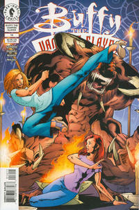 Cover Thumbnail for Buffy the Vampire Slayer (Dark Horse, 1998 series) #16