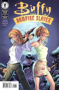 Cover Thumbnail for Buffy the Vampire Slayer (Dark Horse, 1998 series) #17