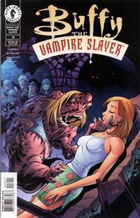 Cover Thumbnail for Buffy the Vampire Slayer (Dark Horse, 1998 series) #18