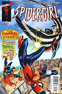 Cover Thumbnail for Spider-Girl (Marvel, 1998 series) #18