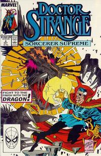 Cover Thumbnail for Doctor Strange, Sorcerer Supreme (Marvel, 1988 series) #4
