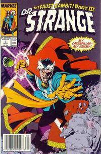 Cover Thumbnail for Doctor Strange, Sorcerer Supreme (Marvel, 1988 series) #7