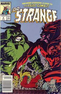 Cover Thumbnail for Doctor Strange, Sorcerer Supreme (Marvel, 1988 series) #8