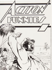 Cover Thumbnail for Action Funnies [ashcan] (DC, 1937 series)