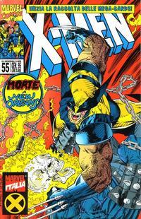 Cover Thumbnail for Gli Incredibili X-Men (Marvel Italia, 1994 series) #55