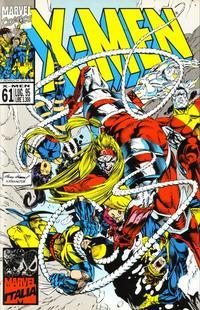 Cover Thumbnail for Gli Incredibili X-Men (Marvel Italia, 1994 series) #61