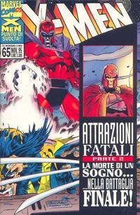 Cover Thumbnail for Gli Incredibili X-Men (Marvel Italia, 1994 series) #65