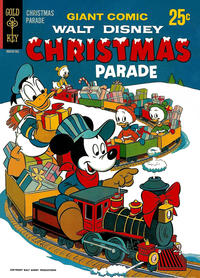 Cover Thumbnail for Walt Disney's Christmas Parade (Western, 1963 series) #5