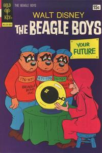 Cover Thumbnail for Walt Disney The Beagle Boys (Western, 1964 series) #16 [Gold Key]