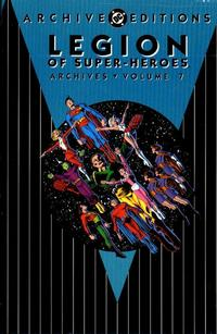 Cover Thumbnail for The Legion of Super-Heroes Archives (DC, 1991 series) #7