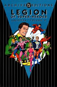 Cover Thumbnail for The Legion of Super-Heroes Archives (DC, 1991 series) #9