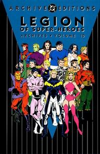 Cover Thumbnail for The Legion of Super-Heroes Archives (DC, 1991 series) #10