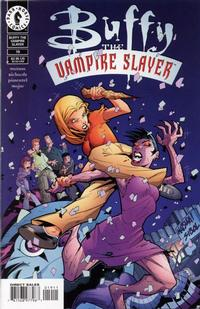 Cover Thumbnail for Buffy the Vampire Slayer (Dark Horse, 1998 series) #19
