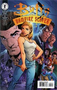 Cover Thumbnail for Buffy the Vampire Slayer (Dark Horse, 1998 series) #20