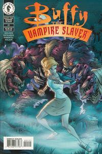 Cover Thumbnail for Buffy the Vampire Slayer (Dark Horse, 1998 series) #21