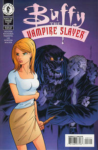 Cover Thumbnail for Buffy the Vampire Slayer (Dark Horse, 1998 series) #23