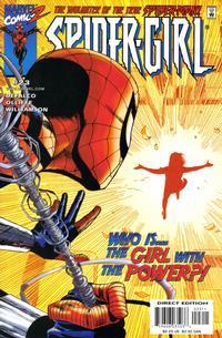 Cover Thumbnail for Spider-Girl (Marvel, 1998 series) #23
