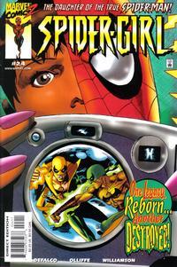 Cover for Spider-Girl (Marvel, 1998 series) #24