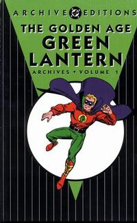 Cover for Golden Age Green Lantern Archives (DC, 1999 series) #1