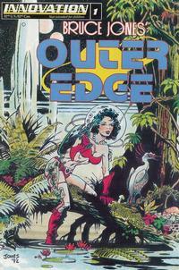 Cover Thumbnail for Bruce Jones' Outer Edge (Innovation, 1993 series) #1