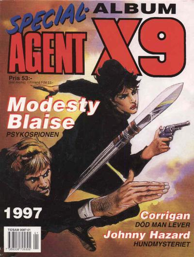 Cover for Agent X9 Specialalbum (Semic, 1985 series) #1997