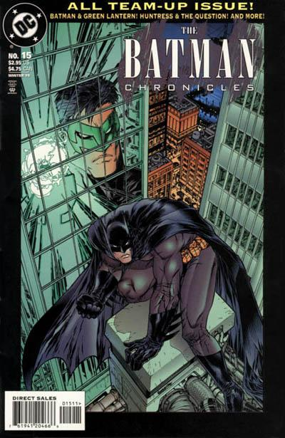 Cover for The Batman Chronicles (DC, 1995 series) #15