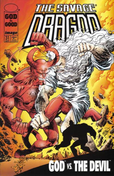 Cover for Savage Dragon (Image, 1993 series) #31