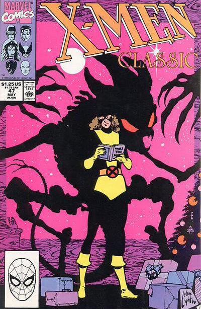 Cover for X-Men Classic (Marvel, 1990 series) #47 [Direct Edition]