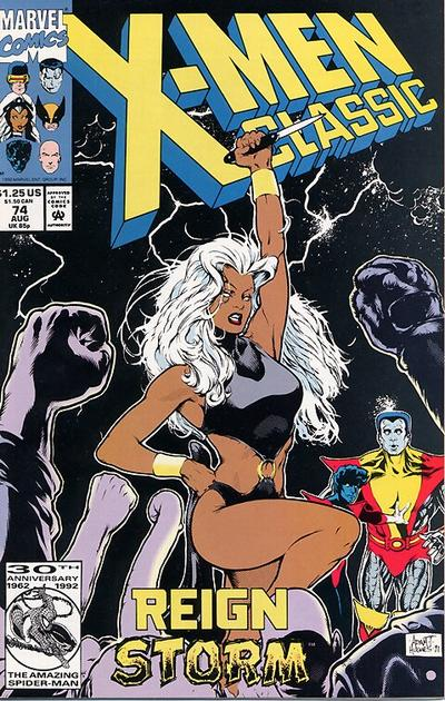Cover for X-Men Classic (Marvel, 1990 series) #74 [Direct]