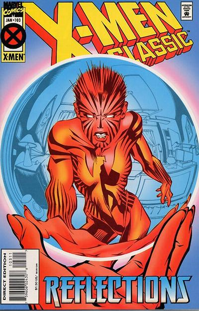Cover for X-Men Classic (Marvel, 1990 series) #103 [Direct Edition]