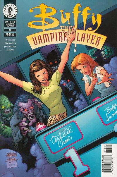 Cover for Buffy the Vampire Slayer (Dark Horse, 1998 series) #13
