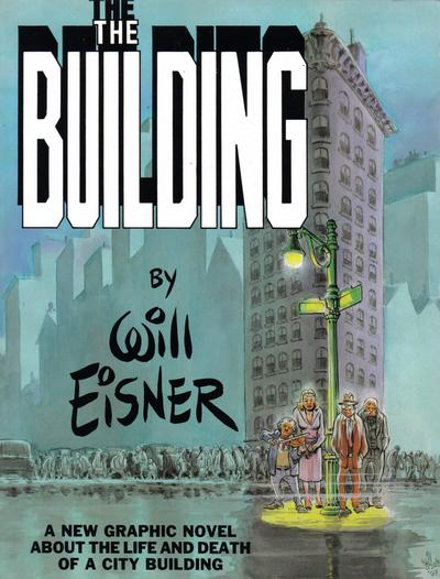 Cover for The Building (Kitchen Sink Press, 1987 series) #[nn]