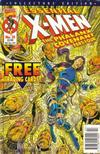 Cover for Essential X-Men (Panini UK, 1995 series) #21