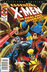 Cover Thumbnail for Essential X-Men (Panini UK, 1995 series) #20