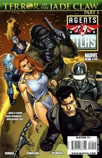 Cover Thumbnail for Agents of Atlas (Marvel, 2009 series) #9