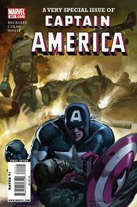 Cover Thumbnail for Captain America (Marvel, 2005 series) #601 [Direct Edition]