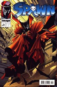 Cover Thumbnail for Spawn (Infinity Verlag, 1997 series) #2