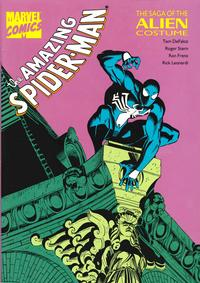 Cover Thumbnail for The Amazing Spider-Man: The Saga of the Alien Costume (Marvel, 1988 series)