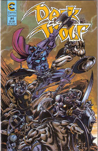 Cover Thumbnail for Dark Wolf (Malibu, 1988 series) #4