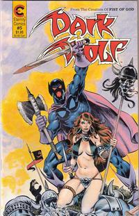Cover Thumbnail for Dark Wolf (Malibu, 1988 series) #5