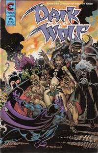 Cover Thumbnail for Dark Wolf (Malibu, 1988 series) #6