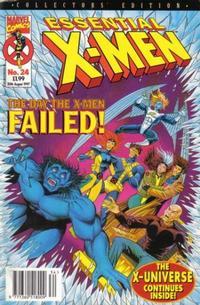 Cover Thumbnail for Essential X-Men (Panini UK, 1995 series) #24