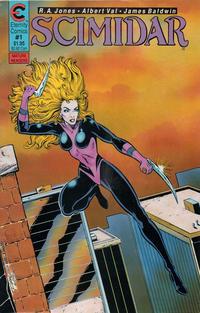 Cover Thumbnail for Scimidar (Malibu, 1988 series) #1