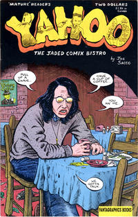 Cover Thumbnail for Yahoo (Fantagraphics, 1988 series) #1