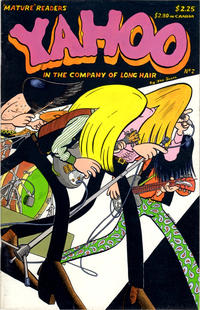 Cover Thumbnail for Yahoo (Fantagraphics, 1988 series) #2